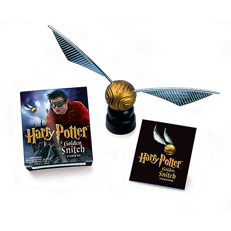 Harry Potter Golden Snitch Mini Edition
