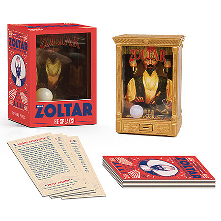 Mini Zoltar Mini Edition