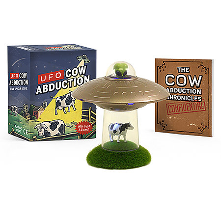 UFO Cow Abduction Mini Edition