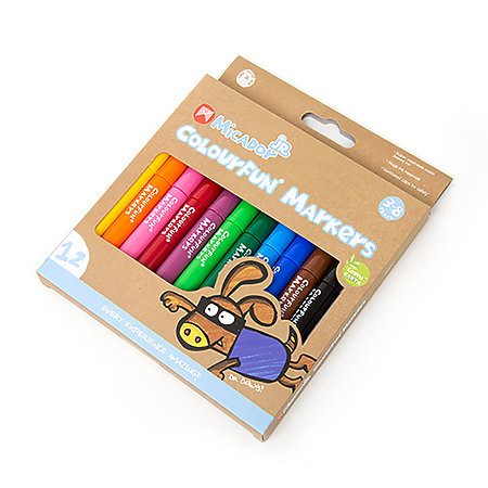 Colourfun 12-Marker Set
