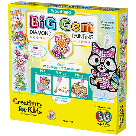 Big Gem Diamond Painting Kits
