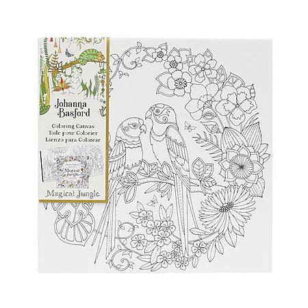 - Johanna Basford Coloring Canvas Art-Supply-Catalog