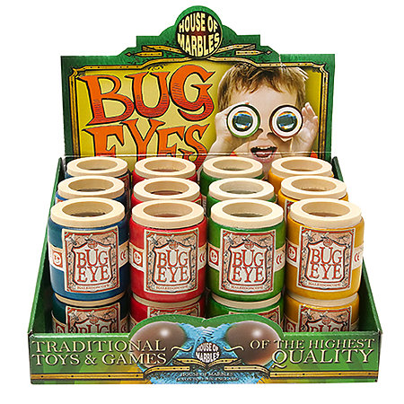Bug Eye Kaleidoscope P.O.P. Display