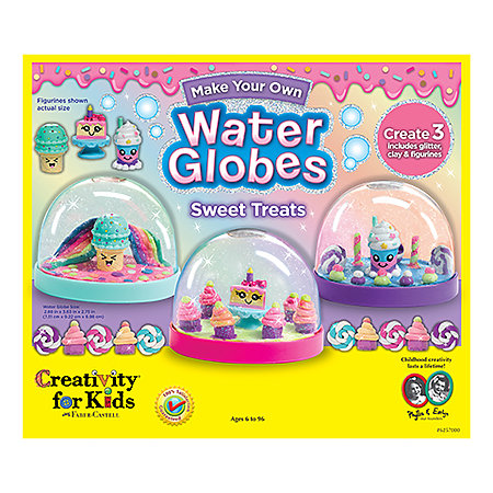 Make Your Own Water Globes Kits