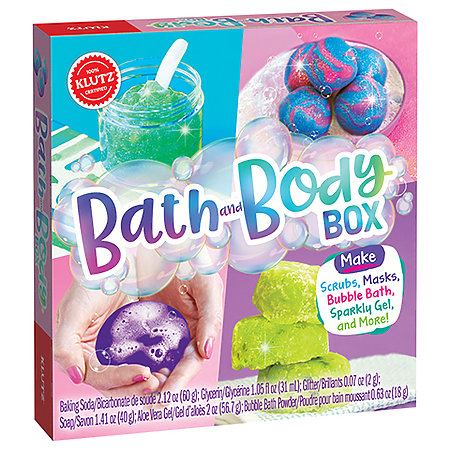 Bath and Body Box Kit