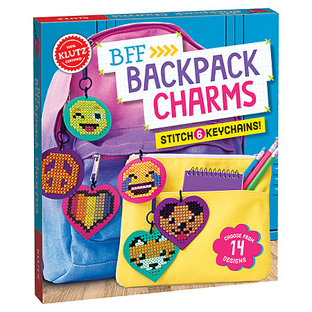 BFF Backpack Charms Kit