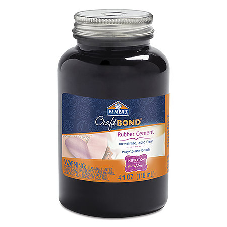 Craft Bond Rubber Cement