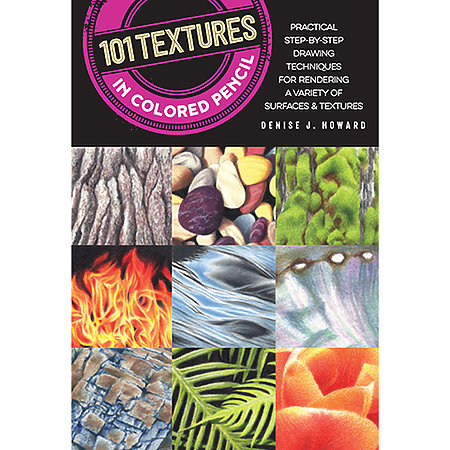 101 Textures Series Books