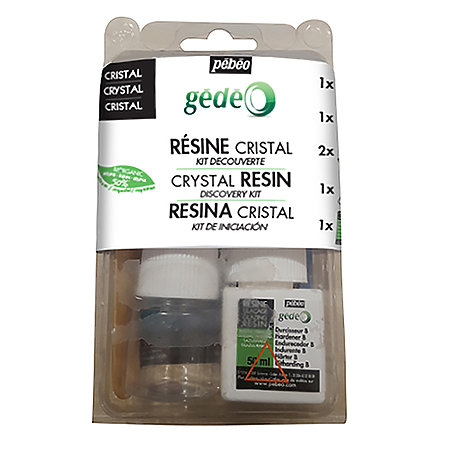 Gedeo Bio-Based Resin Discovery Kits
