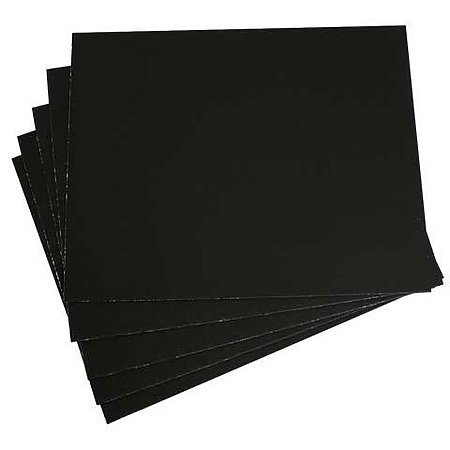 Super Black Presentation and Mounting Boards Drop Ship Assortment 1