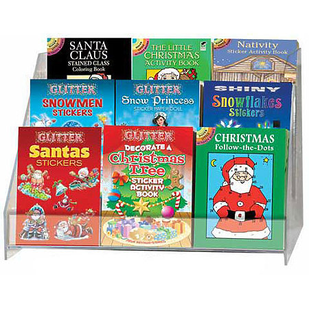 Little Activity Books Christmas Assortment Display
