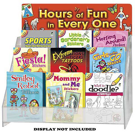 Little Activity Books Best-Selling Titles Assortment