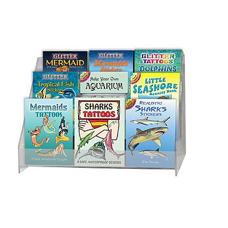 Little Activity Book Sea Life Assortment Display