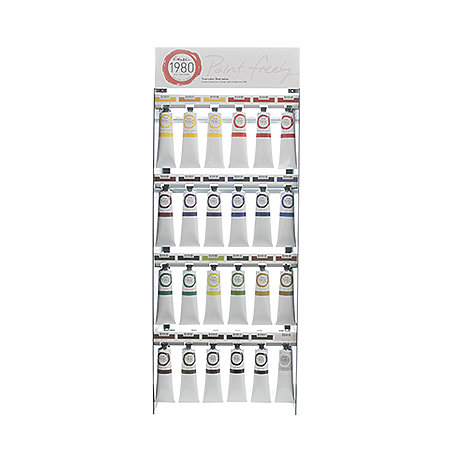 1980 Oil Colors 150ml 24-Color Assortment Display