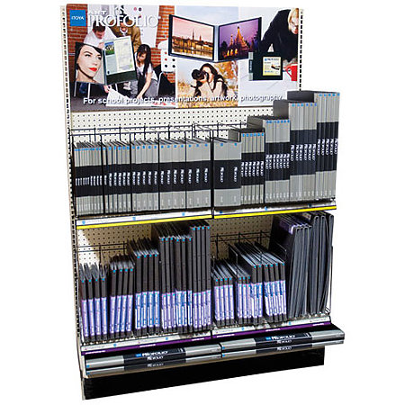 Art Profolio Planogram Assortment Display A