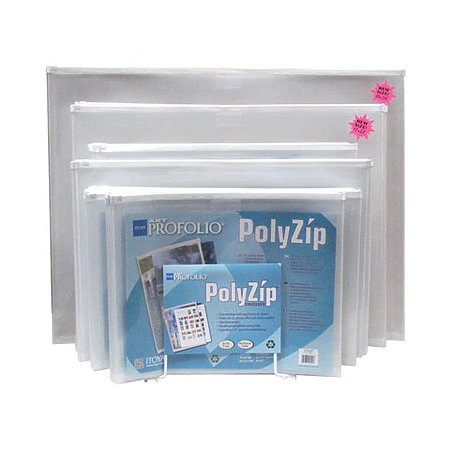 Art Profolio PolyZip Envelope Assortment Display