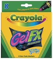 Gel FX Washable Markers