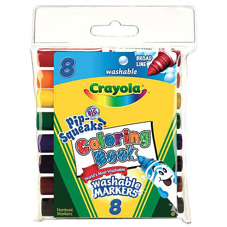 Pip-Squeaks Marker Sets