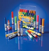 Pip-Squeaks Washable Wacky Tip Markers