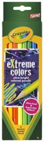 Extreme Colors Colored Pencil Set