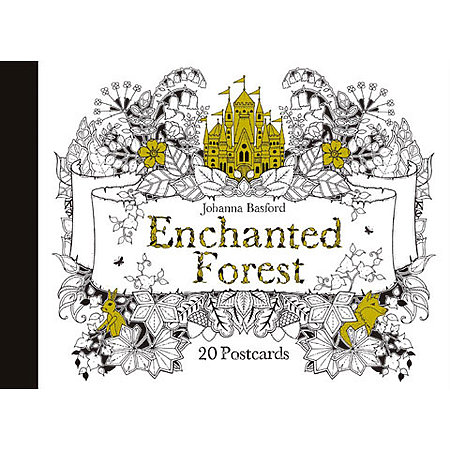 Enchanted Forest Postcards