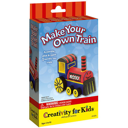 Make Your Own Train Kit