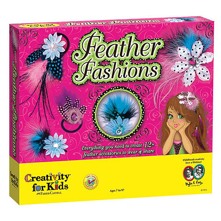 Feather Fashions Set
