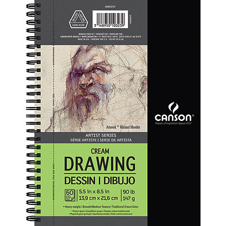 Artist Series Drawing & Sketch Pads