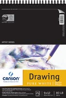 Artist Series Pure White Drawing Pads