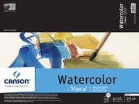 Artist Series Montval Watercolor Blocks
