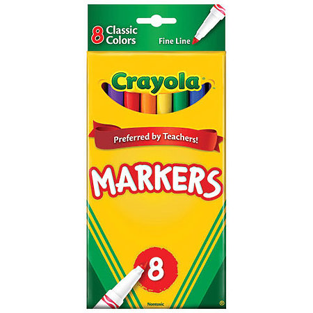 Classic Thin Line Markers