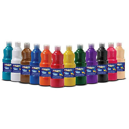 Washable Ready-to-Use Tempera Paint