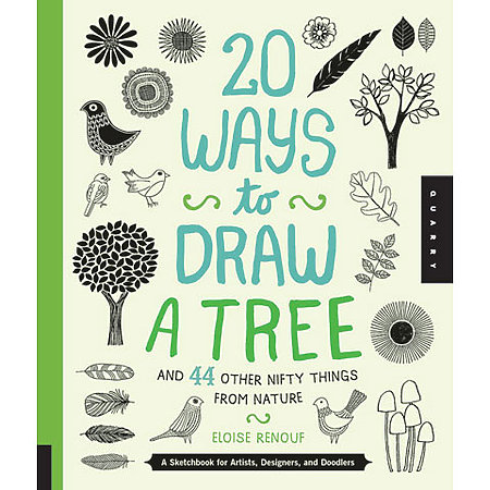 20 Ways to Draw Books