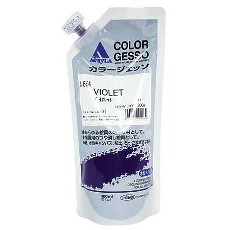 Acryla Colored Gesso