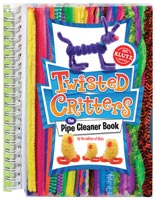 Twisted Critters the Pipe Cleaner Book Kit