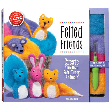 Felted Friends Kit