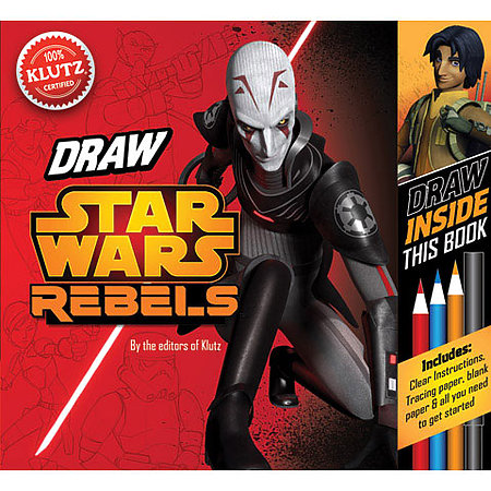 Draw Star Wars Rebels Kit