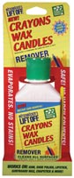 Crayons, Wax & Candles Remover