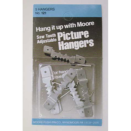 Adjustable Sawtooth Hangers