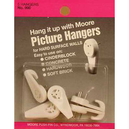 Hardwall Picture Hangers
