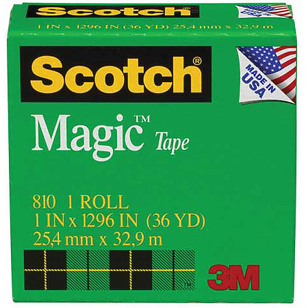 #810 Magic Tape