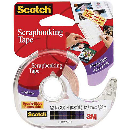 #2002 Removable Document/Mounting Tape