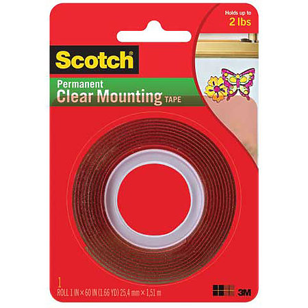 #4010 Heavy-Duty Mounting Tape