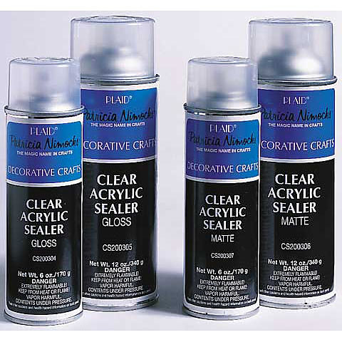 Patricia Nimock s Clear Acrylic Spray Sealer | Art-Supply