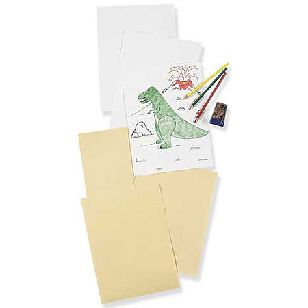 White Sulphite Drawing Paper Sheet