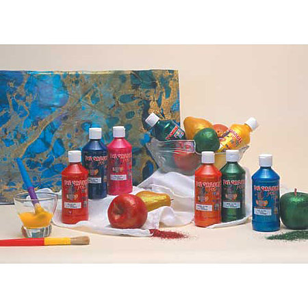 Washable Glitter Poster Paints