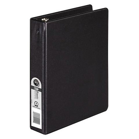 "1"" Basic Round Ring Binder"