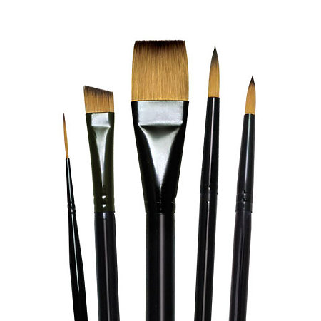 Majestic Deluxe Watercolor Brush Set