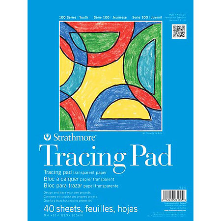 Kids Tracing Paper Pad