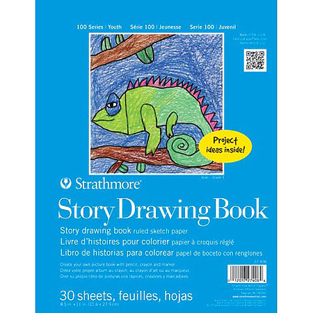 Kids Story Drawing Book
